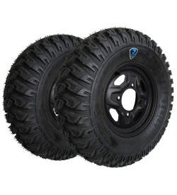 Allied Powersports RP SOF IV Run Flat Tires Package One