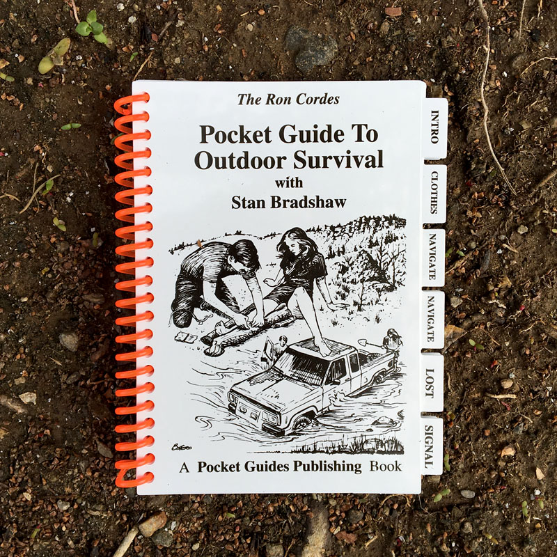 Outdoor Survival Pocket Guide | Allied Powersports