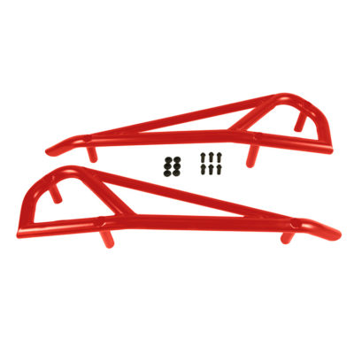 1004-RE Polaris RZR Nerf Bars by Allied Powersports-Parts