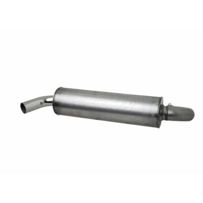 Gibson Exhaust Can-Am UTV Stainless Single