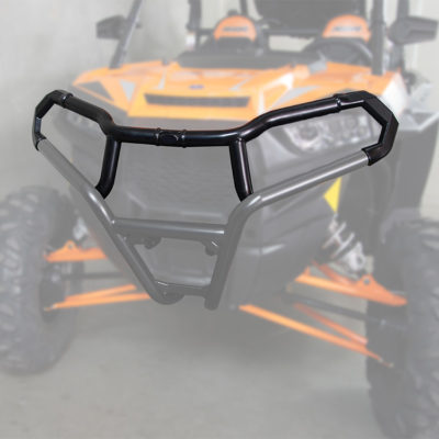 Allied Powersports Front UTV Bumper Extenders for Polaris RZR 02