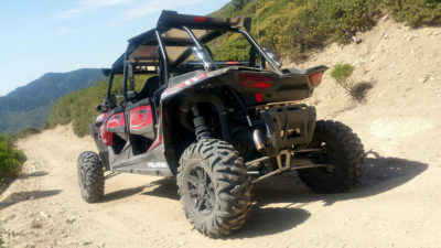 Allied Powersports Roof Polaris RZR XP4 Mounted 01
