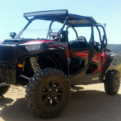 Allied Powersports Roof Polaris RZR XP4 Mounted 02