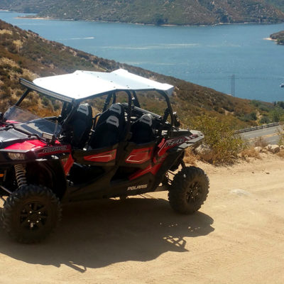 Allied Powersports Roof Polaris RZR XP4 Mounted 03