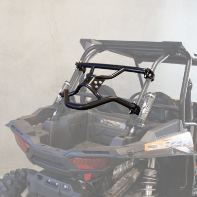Allied Powersports Spare Tire Holder for Polaris RZR 01