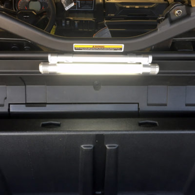 Allied Powersports Brite-Saber Illuminator Mounted UTV 02