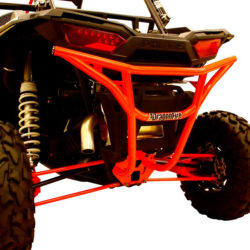 Allied Powersports Dragonfire RacePace Rear Smash Bumper for Polaris RZR 02
