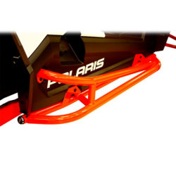 Allied Powersports Dragonfire RacePace Nerf Bars for Polaris RZR 01
