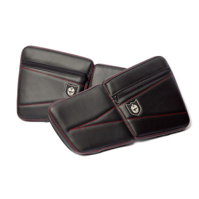 Allied Powersports Pro Armor Door Knee Pads 67-41054RD 01