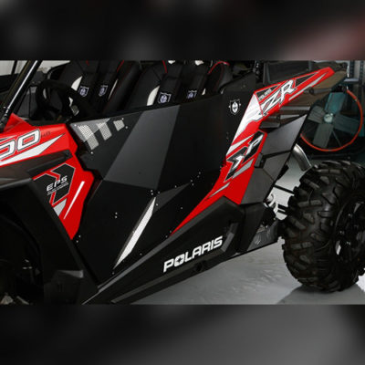 Allied Powersports Pro Armor Stealth Doors 67-41228BL 01