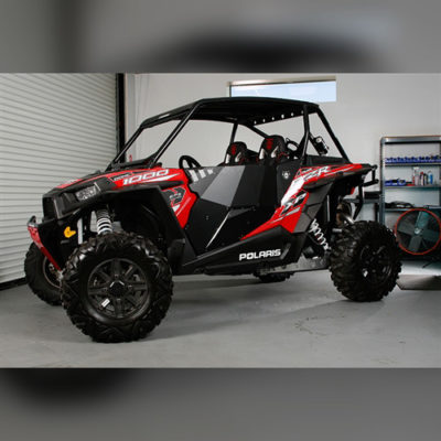 Allied Powersports Pro Armor Stealth Doors 67-41228BL 03