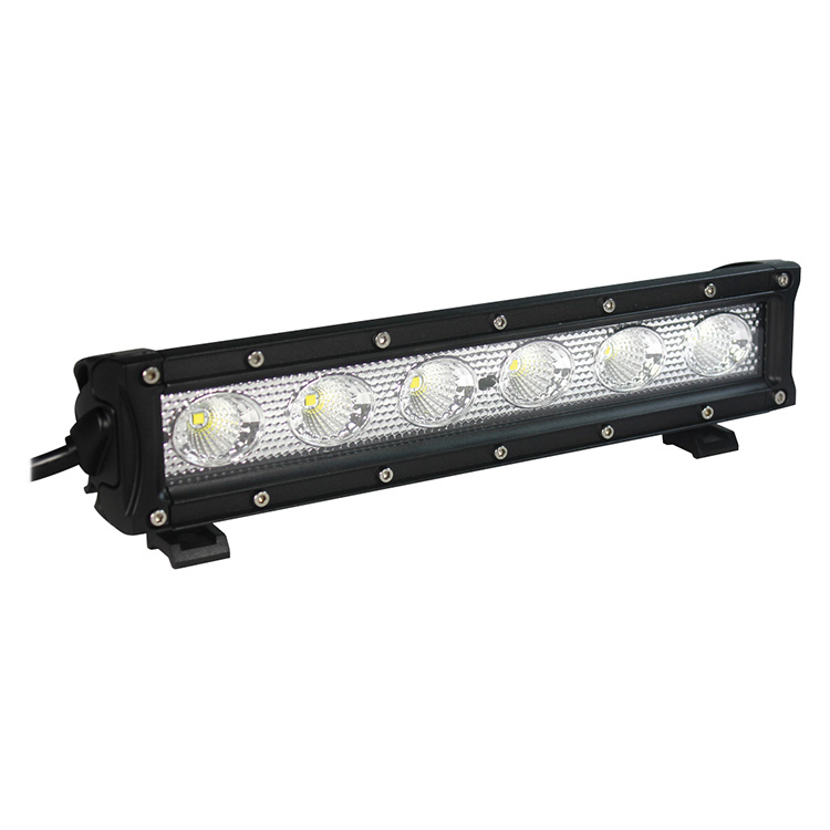 Allied Powersports Open Trail Single Row LED Light Bar 12-9010
