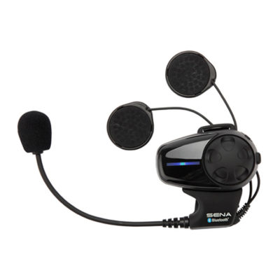 Allied Powersports SENA Bluetooth Headset Intercom SMH10 843-01063 02