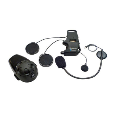 Allied Powersports SENA Bluetooth Headset Intercom SMH10 843-01063 04