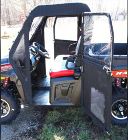 Allied Powersports Seizmik Polaris Ranger Doors SZ_06003 01