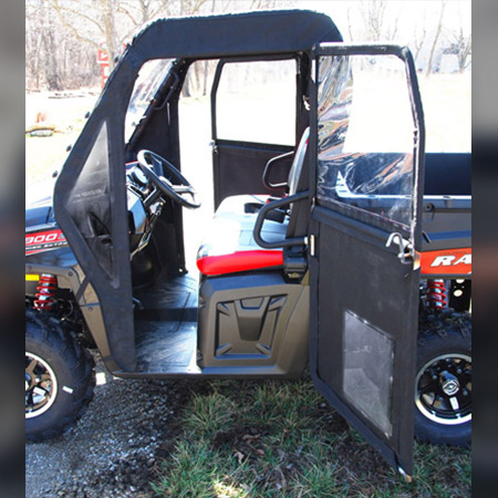 Allied Powersports Seizmik Polaris Ranger Doors SZ_06003 01 & Seizmik Polaris Ranger Doors | Allied Powersports