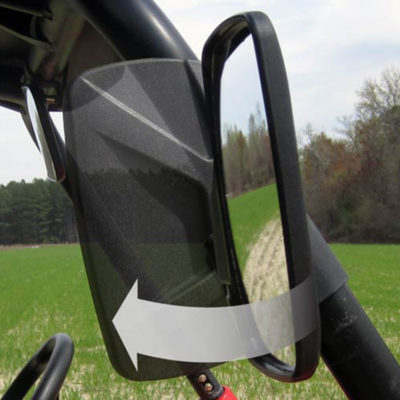 Allied Powersports Seizmik Universal UTV Mirror Breakaway SZ_18041 02