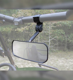 Allied Powersports Seizmik Wide Angle Rear View Mirror SZ_18050 01