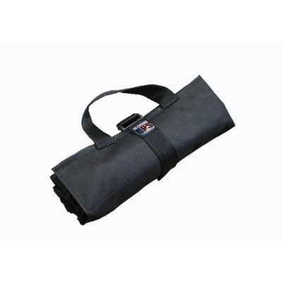GPS Products DirtRoll Wrench Roll Black Rolled