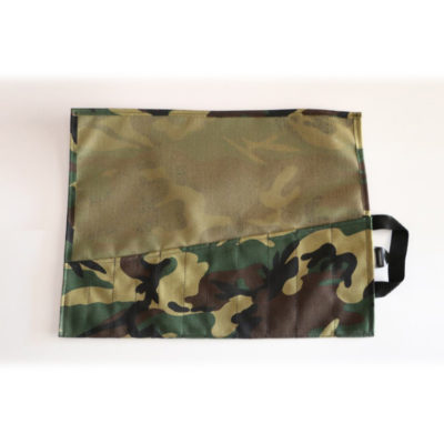 GPS Products DirtRoll Wrench Roll Camo Open Inside Empty