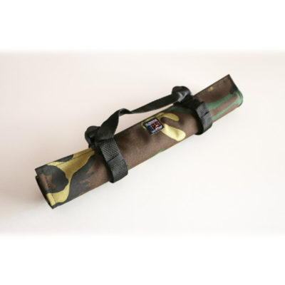 GPS Products DirtRoll Utility Tool Roll Camo Rolled