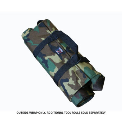 GPS Products DirtRoll Wrap Camo Rolled