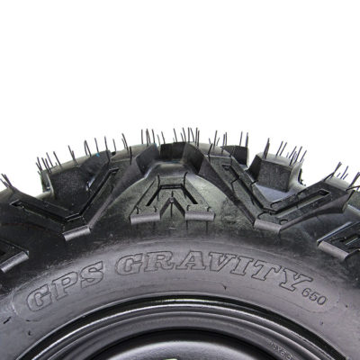 Allied Powersports GRAVITY 650 6 Ply UTV Tire Sidewall