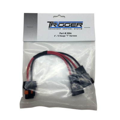 TRIGGER ACS 12 Gauge Short Y Harness Package | Allied Powersports