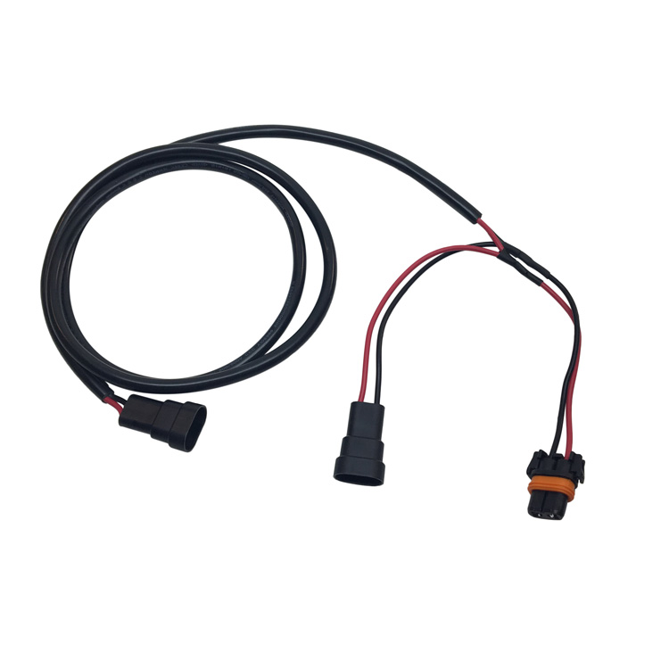 TRIGGER ACS 14 Gauge Long Y Harness | Allied Powersports