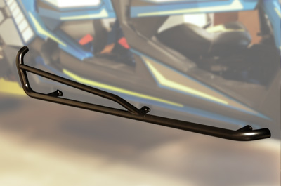 Coming Soon! Polaris XP4 Nerf Bars!