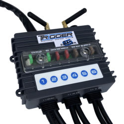 TRIGGER SIX SHOOTER Wireless Accessory Control System Hero 02