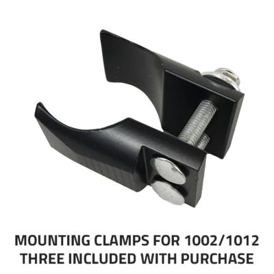 Mounting Clamps for 1002/1012 Intrusion Bar