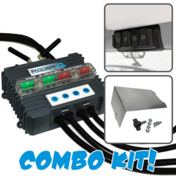 TRIGGER 4 PLUS Wireless Controller Combo Kit