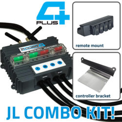 TRIGGER 4 PLUS Jeep JL Wireless Controller Combo Kit 2100JL