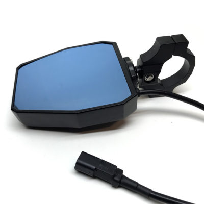 81820-Brite-Saber UTV Side Mirrors with Integrated LED Lighting 01b