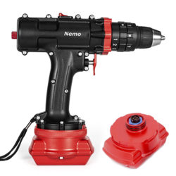 Nemo Power Tools Waterproof Hammer Drill