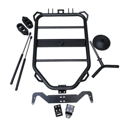 UTV Tire Carrier-Cargo Rack Components