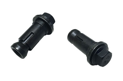 Replacement expansion bolts